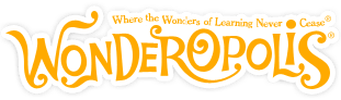 Wonderopolis logo