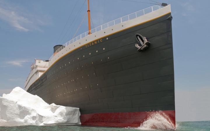 How Did The Unsinkable Titanic Sink Wonderopolis
