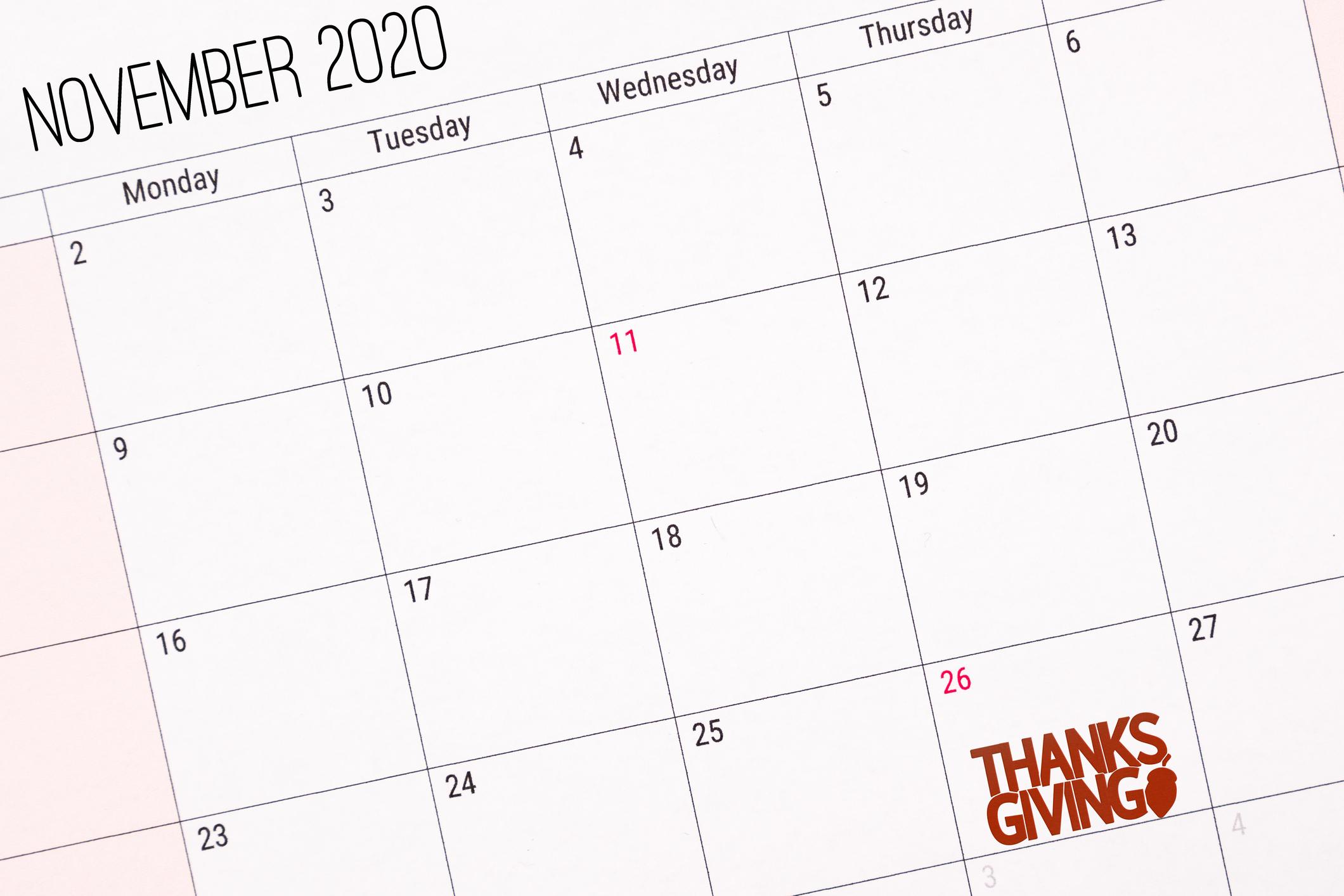 Why Is Thanksgiving Always on a Thursday?   Wonderopolis